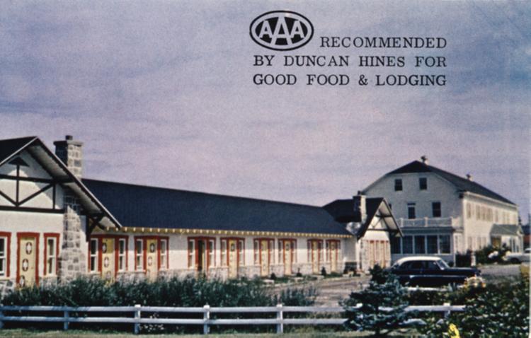 Hôtel Belle Plage au temps de la Famille Roux, de 1953 à1978